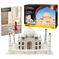 Puzzle 3D Taj Mahal National Geographic - Imagen 1