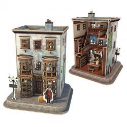 Puzzle 3D Tienda Olivanders Harry Potter - Imagen 1