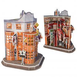 Puzzle 3D Tienda Weasley Harry Potter - Imagen 1