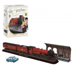 Puzzle 3D Expreso de Hogwarts Harry Potter - Imagen 1