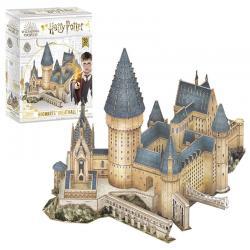 Puzzle 3D Gran Salon de Hogwarts Harry Potter - Imagen 1