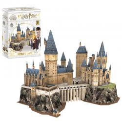 Puzzle 3D Castillo de Hogwarts Harry Potter - Imagen 1