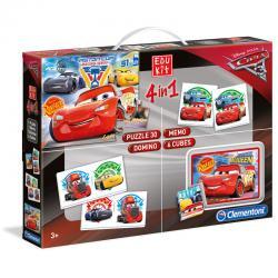 Edukit 4 en 1 Cars 3 Disney - Imagen 1