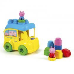 Autobus Peppa Pig Clemmy Baby - Imagen 1