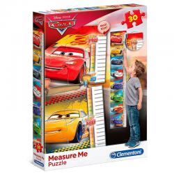 Puzzle Measure Me Cars 3 Disney 30pzs - Imagen 1