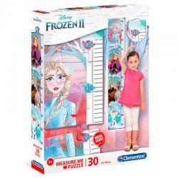 Puzzle Measure Me Frozen 2 Disney 30pzs - Imagen 1