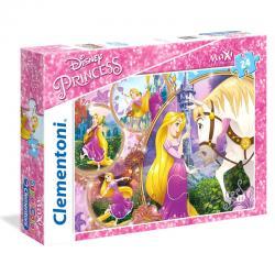 Puzzle Maxi Enredados Disney 24pzs - Imagen 1