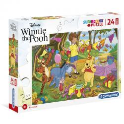 Puzzle Maxi Winnie the Pooh Disney 24pzs - Imagen 1