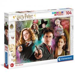 Puzzle Harry Potter 104pzs - Imagen 1