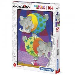 Puzzle The Balance Mordillo 104pzs - Imagen 1
