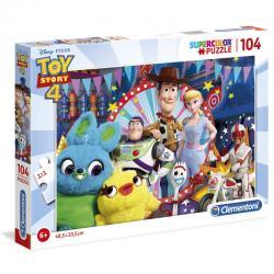 Puzzle Toy Story 4 Disney 104pzs - Imagen 1