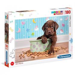 Puzzle Lovely Puppy 180pzs - Imagen 1