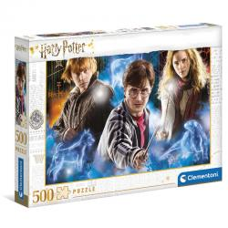 Puzzle Harry Potter 500pzs - Imagen 1