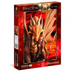Puzzle Inner Strength Anne Stokes 1000pzs - Imagen 1