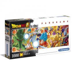 Puzzle Panorama Dragon Ball Super 1000pz - Imagen 1