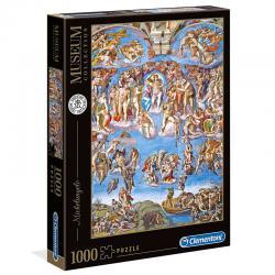 Puzzle El Juicio Final Michelangelo Museo Vaticano 1000pzs - Imagen 1