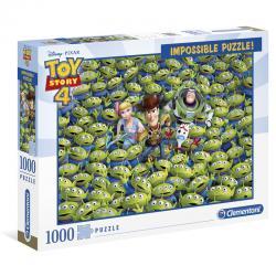 Puzzle Imposible Toy Story 4 Disney Pixar 1000pzs - Imagen 1