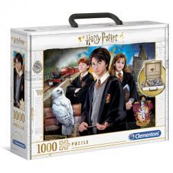 Maletin puzzle Harry Potter 1000pz - Imagen 1