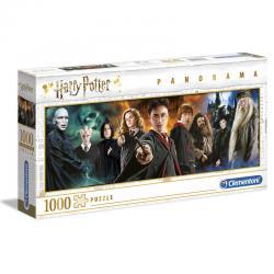 Puzzle Panorama Personajes Harry Potter 1000pz - Imagen 1