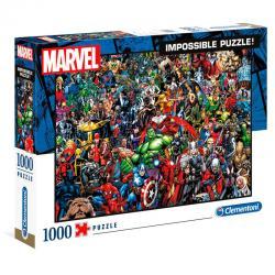 Puzzle High Quality Marvel 1000pz - Imagen 1