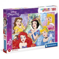 Puzzle Princesas Disney 180pzs - Imagen 1
