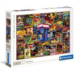 Puzzle Thriller Classics 1000pzs - Imagen 1