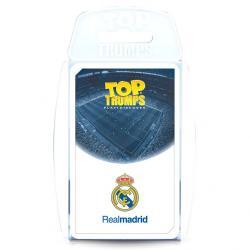 Juego cartas Real Madrid Top Trumps - Imagen 1