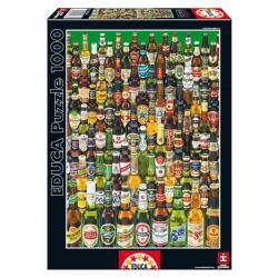 Puzzle Cervezas 1000pz - Imagen 1