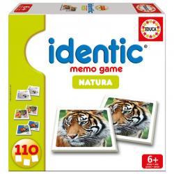 Juego Identic memo Natura - Imagen 1