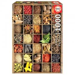 Puzzle Especias 1000pz - Imagen 1