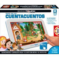 Cuenta cuentos Erase una vez Educa Touch Junior - Imagen 1