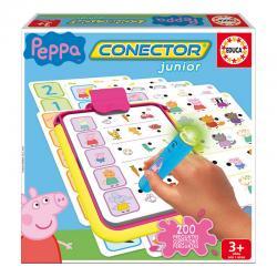 Juego Peppa Pig Conector Junior - Imagen 1