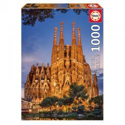 Puzzle Sagrada Familia 1000pz - Imagen 1