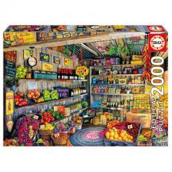 Puzzle Tienda de Comestibles 2000pz - Imagen 1