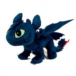 Peluche Desdentado Como entrenar a tu dragon 40cm - Imagen 1