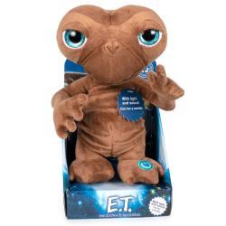 Peluche Español E.T. El Extraterrestre luz y sonido 25cm - Imagen 1