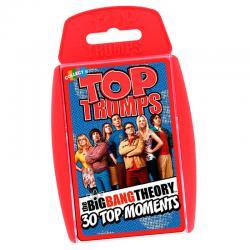 Juego cartas The Big Bang Theory Top Trumps - Imagen 1