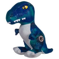 Peluche Dinosaurio Raptor Blue Jurassic World 27cm - Imagen 1