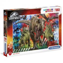 Puzzle Jurassic World 180pzs - Imagen 1