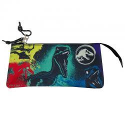 Portatodo Jurassic World triple - Imagen 1