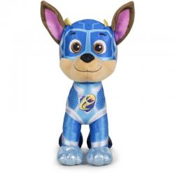 Peluche Chase Super Paws Patrulla Canina Paw Patrol 37cm - Imagen 1