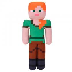 Peluche Alex Minecraft 35cm - Imagen 1