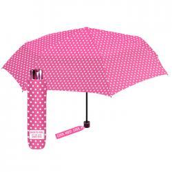 Paraguas plegable manual Topos 50cm - Imagen 1
