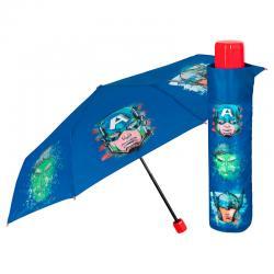 Paraguas plegable manual Vengadores Avengers Marvel 50cm - Imagen 1