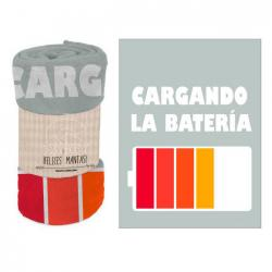 Manta coralina Baggy Batería - Imagen 1