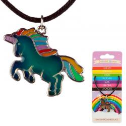 Collar Unicornio - Imagen 1