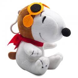 Llavero peluche Snoopy 10cm - Imagen 1