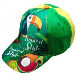 Gorra Tucan Tropical Style - Imagen 1
