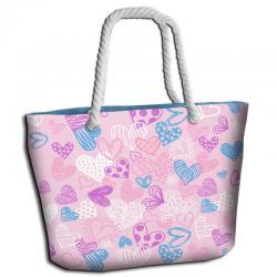 Bolsa playa Hearts - Imagen 1