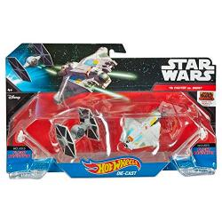 Blister The Fighter vs Ghost Star Wars Hot Wheels - Imagen 1